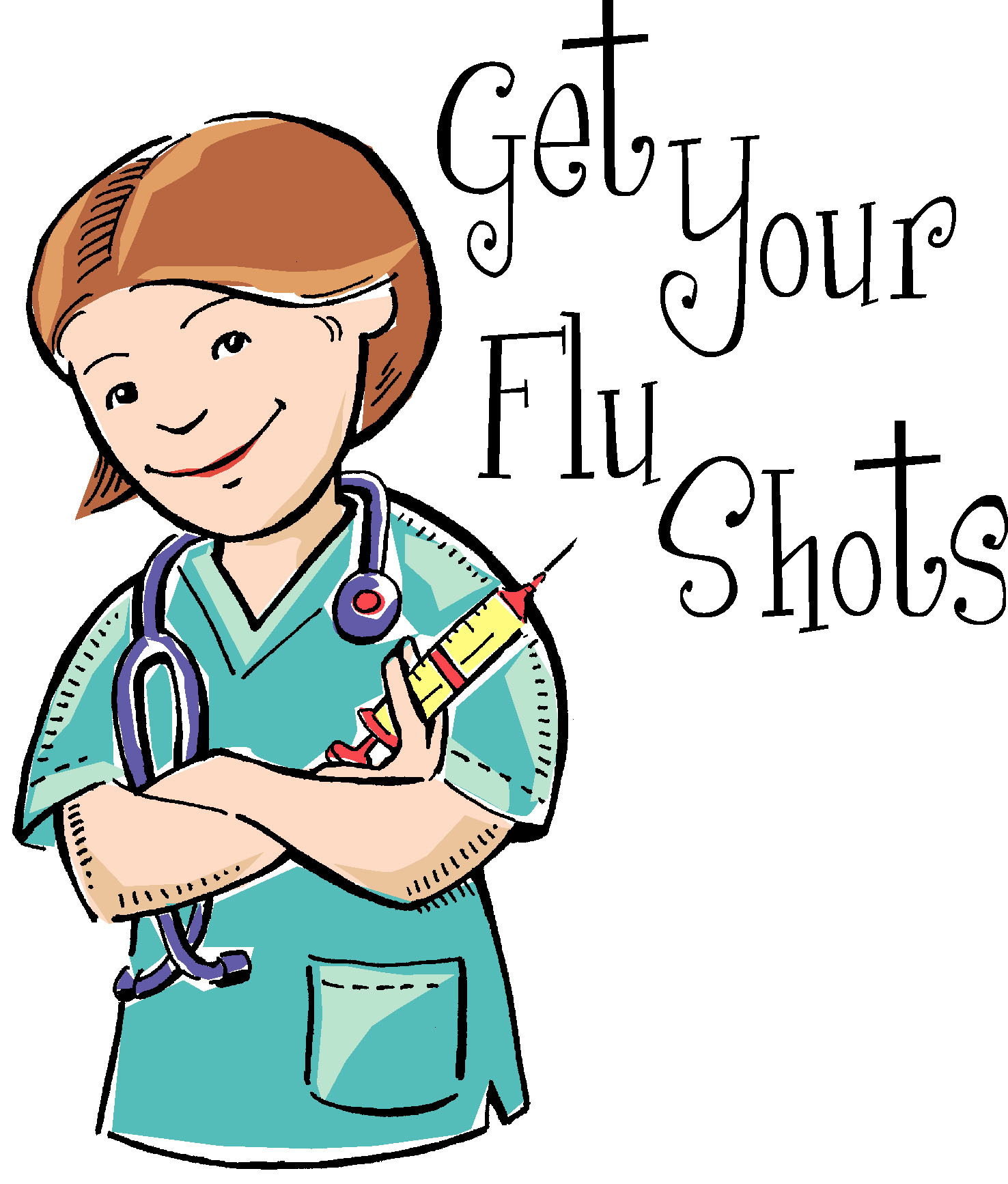 Image result for flu vaccination